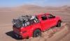 Das Fahren in Sanddünen ist keine leichte Aufgabe.